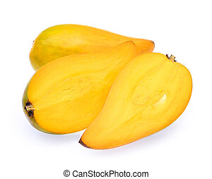 Egg fruit, Canistel, Yellow Sapote (Pouteria campechiana...