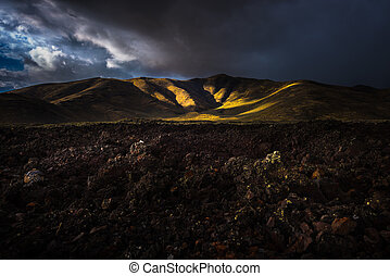 Idaho Landscapes Craters of The Moon
