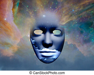 Mask in the space