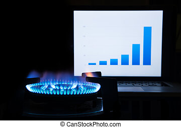 Rising Fuel Cost - Rising fuel cost put strain on families.