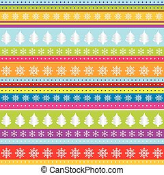 Christmas background wrapping paper - Christmas seamless...
