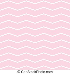 Pattern in pink zigzag