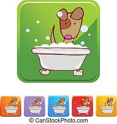 Puppy Bath