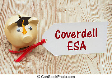 Your Coverdell education savings account, A golden piggy...