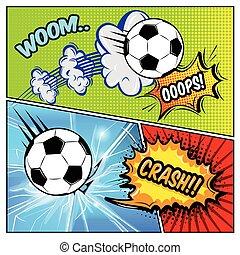 Broken Window Comics Page