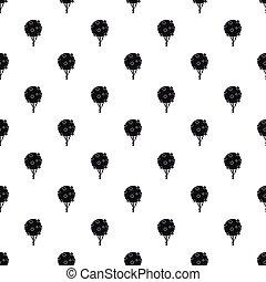 Fruit tree pattern, simple style - Fruit tree pattern....