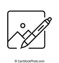 digital art illustration design