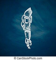 prosthetic icon