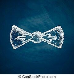 領帶, 弓, 圖象