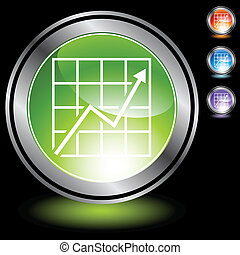 Stock Market icon set