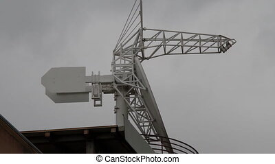 Meteorology Radar Antenna System - Sophisticated meteorology...
