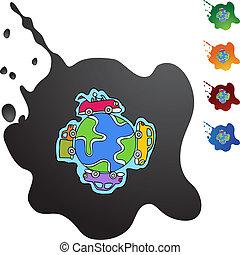 Car Globe