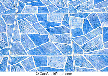 in oman abstract pavement in the old steet and colors