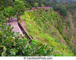 Kuranda Scenic Railway - Australia - The Kuranda Scenic...