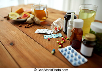 traditional medicine and synthetic drugs - health,...