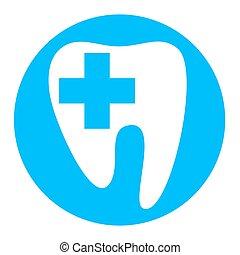 vector - dental medicine - vector image - dental medicine as...