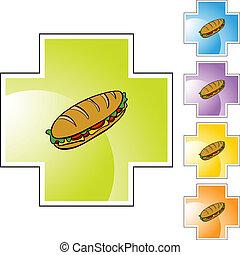 submarine - Submarine Sandwich