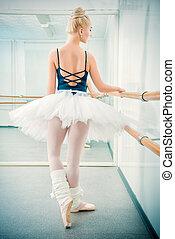 graceful ballerina