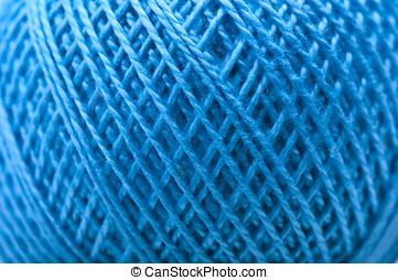 yarn thread background
