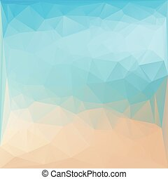 Triangle abstract texture background for your design in vector.