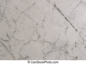 Carrara marble texture. Detailed structure of marble in...