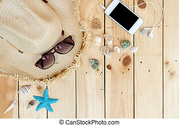 Beach outdoor accessories for holidays