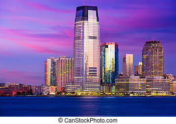 Exchange Place New Jersey - Exchange Place, Jersey City, New...