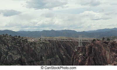 Royal Gorge Bridge and Park, Colorado, USA - Royal Gorge...
