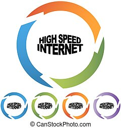high-speed - High Speed Internet