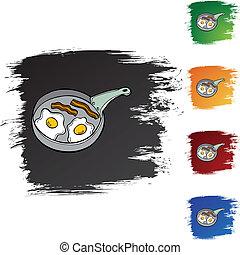 Bacon Egg Pan