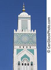 Casablanca - Hassan II Mosque in Casablanca, Morocco