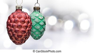 Art Christmas decoration