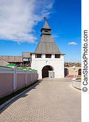 Transfiguration tower, Kazan Kremlin - The Transfiguration...