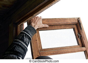 Replacement Of Old Window