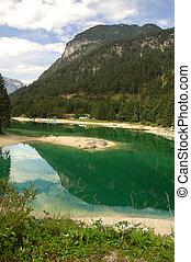 Lago del Predil - Friuli Italy - Lago del Predil (Predil...