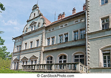 palace Schonborn - The hunting palace Schonborn 19th...
