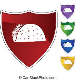 Taco web icon