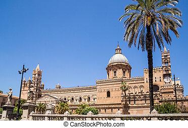 Palermo Duomo, Cattedrale di Palermo, Cattedrale...