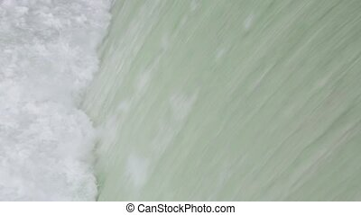 Hydroelectric power plant - Hydroelectric powerplant with...