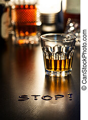 Say Stop to Alcohol