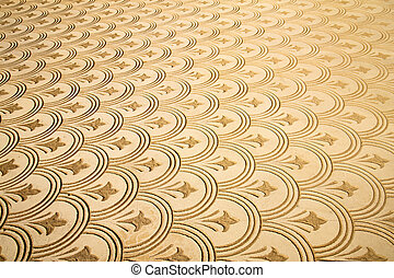 in the varano borghi italy varese pavement of curch and - in...
