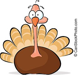 turkey - cute vector illustration