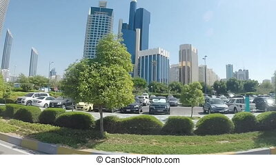 Abu Dhabi City - capital and second most populous city in United Arab Emirates