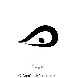 yoga_asana_collection - Yoga exercise. Design for Yoga...