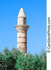 Caesarea - Bosnian mosque in Caesarea