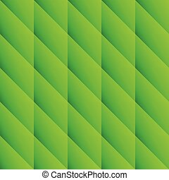 Pattern with parallelograms - Studded style abstract pattern...