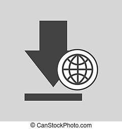 global digital network download design