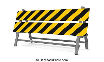 Repair barrier #3