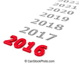 2016 future #2 - 2016 future represents the 2016 year,...
