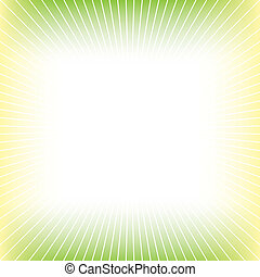 Yellow green abstract background